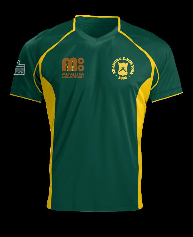 Atlantis CC Team shirt